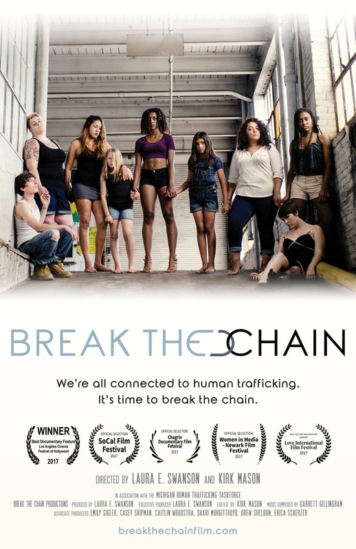 Documentary movie on sex trafficking