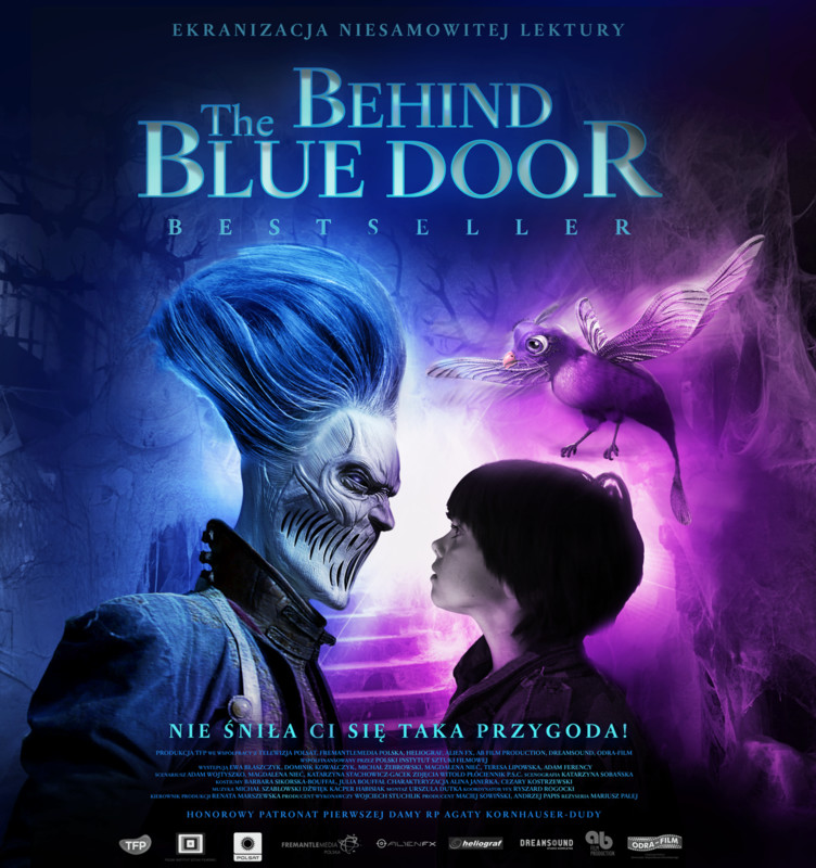 Behind the blue door  sc 1 st  FilmFreeway & Behind the blue door - FilmFreeway
