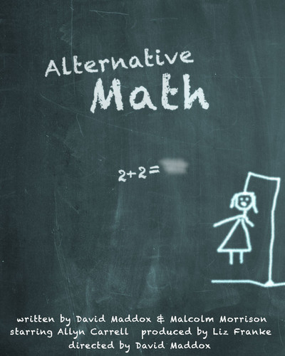 Alternative math poster new
