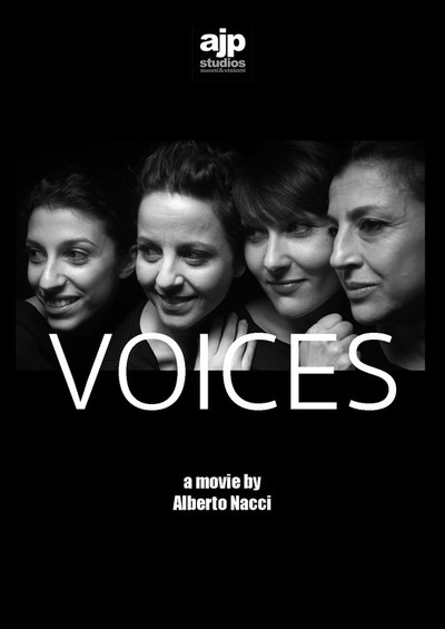 Voices web poster