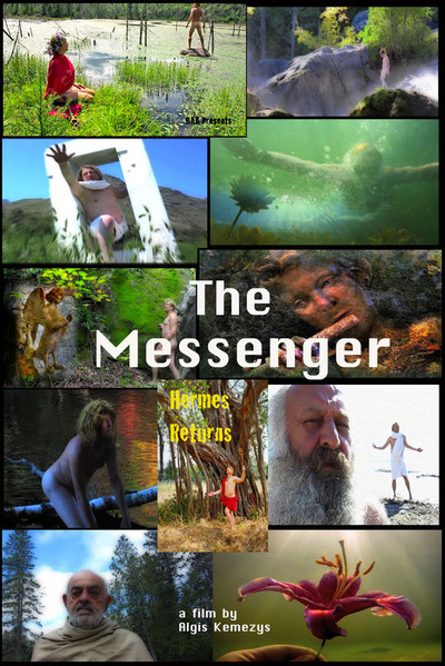 Algis the messenger poster 1