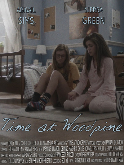 Time at woodpine poster