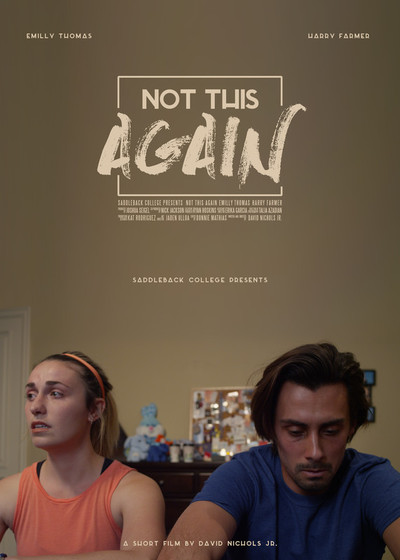 Not this again poster
