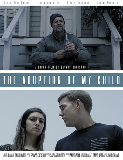 The adoption of my child poster