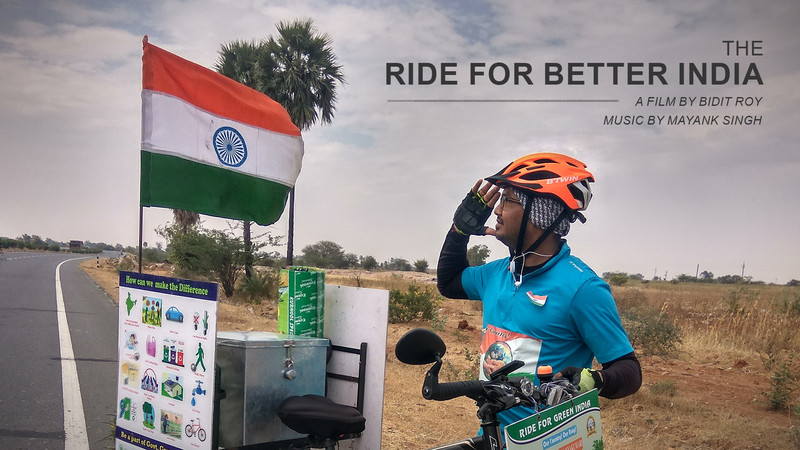 The Ride for Better India - FilmFreeway
