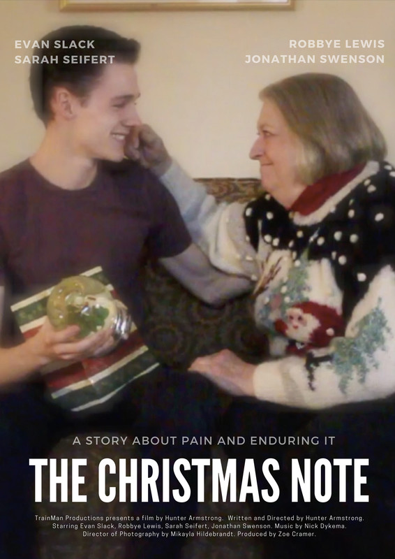 The Christmas Note.The Christmas Note Filmfreeway