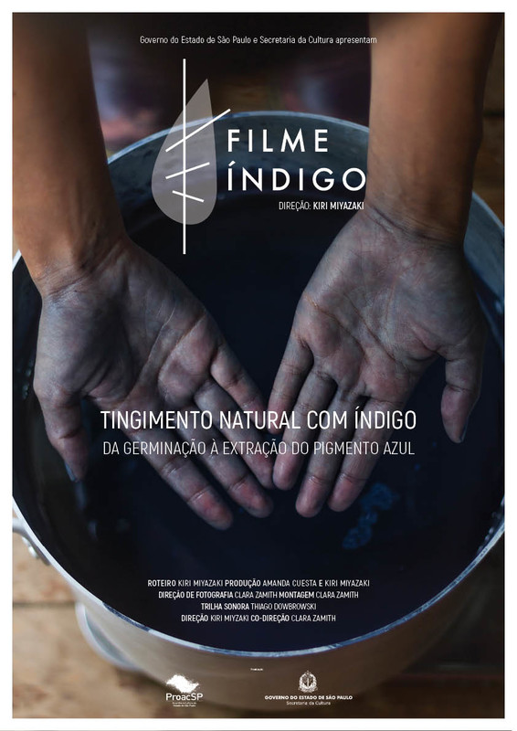Indigo Natural Dyeing From Germination To Blue Pigment Extraction Filmfreeway