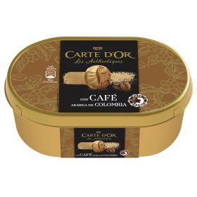 CARTE D'OR GELAT DE CAFÈ DE COLÒMBIA 750 ML
