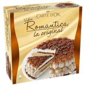 CARTE D'OR PASTÍS GELAT ROMÀNTICA 1L
