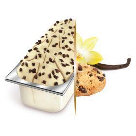 CARTE D'OR HELADO DE VAINILLA-CHOCOLATE-COOKIES 5,5 L