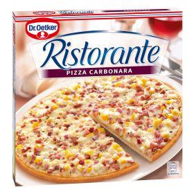 PIZZA RISTORANTE CARBONARA
