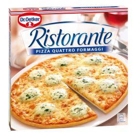 PIZZA RISTORANTE 4 FORMATGES