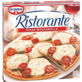 PIZZA RISTORANTE MOZZARELLA
