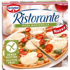 PIZZA RISTORANTE MOZZARELLA SIN GLUTEN