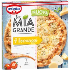 PIZZA LA MIA GRANDE 4 QUESOS