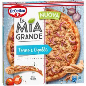PIZZA LA MIA GRANDE ATÚN Y CEBOLLA