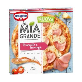 PIZZA LA MIA GRANDE JAMÓN Y QUESO