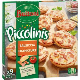 PICCOLINIS BUITONI SALSITXA FRANKFURT