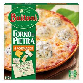 PIZZA BUITONI FORNO DI PIETRA 4 QUESOS