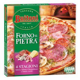 PIZZA BUITONI FORNO DI PIETRA 4 ESTACIONES