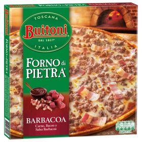 PIZZA BUITONI FORNO DI PIETRA BARBACOA