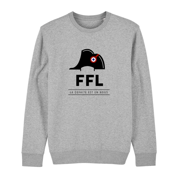 Crewneck gris FFL Officiel
