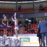 Grenoble patinage fail