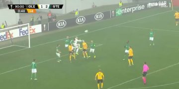 ASSE Ligue europa défaite - FFL
