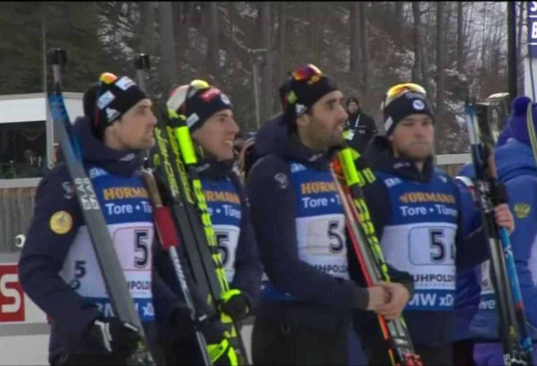 Coupe du monde biathlon 2019-2020 - FFL