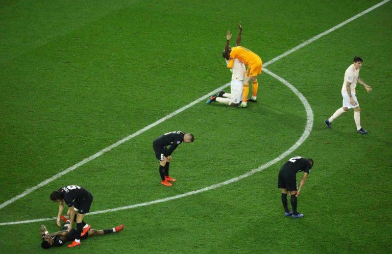 Remontada PSG Manchester - FFL