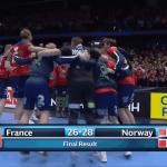 Handball France Norvège - FFL