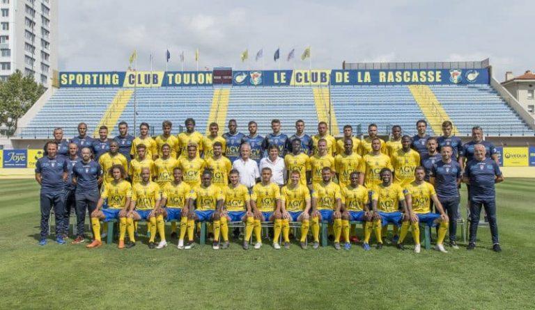 SC Toulon - FFL