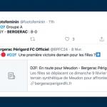 Bergerac féminin - FFL