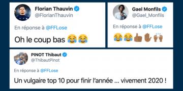 Sportifs français FFL humour - FFL