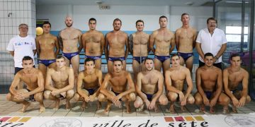 Water polo Sète - FFL