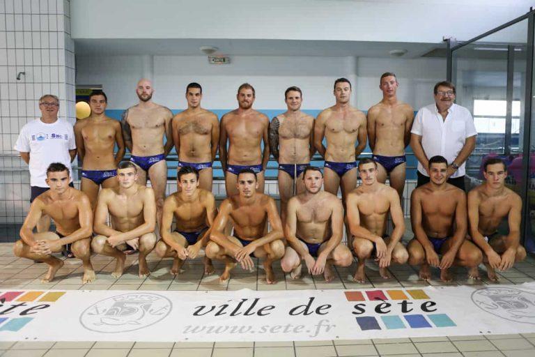 Water polo Sète - FFL