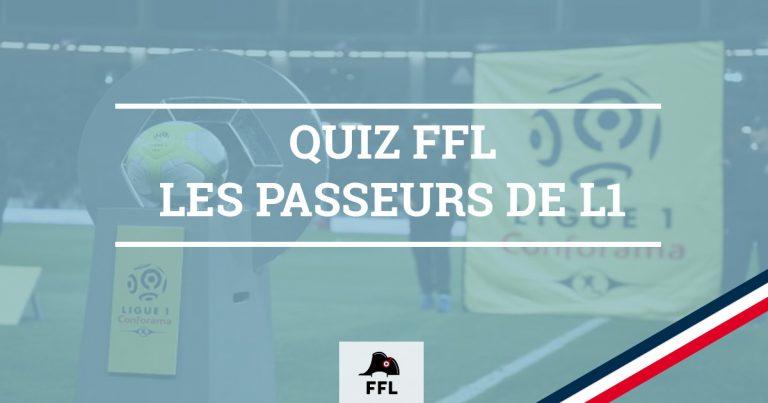Quiz FFL - Passeurs L1