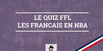 Quiz Français en NBA - FFL
