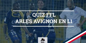 Arles Avignon - FFL