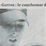 Alizé Cornet 2011 Roland Garros FFL