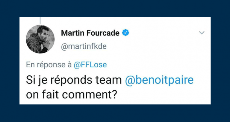 Martin fourcade FFL