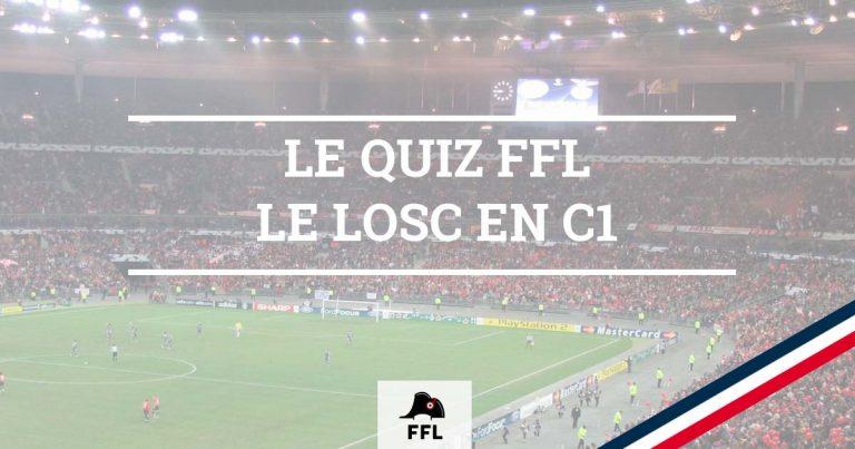Quizz LOSC EN C1 - FFL