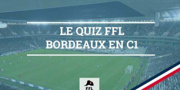 Bordeaux en C1 - FFL