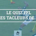 Les tacleurs - FFL