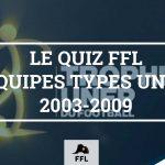 UNFP 2003-2009 - FFL
