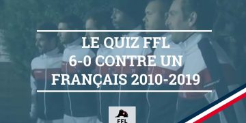 6-0 vs un Mousquetaire - FFL