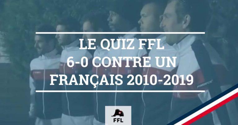 6-0 vs un Mousquetaire - FFL