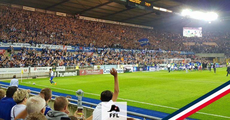Equipes Ligue 1 - FFL