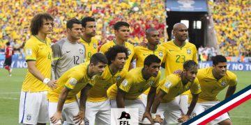Brésiliens de Ligue 1 - FFL