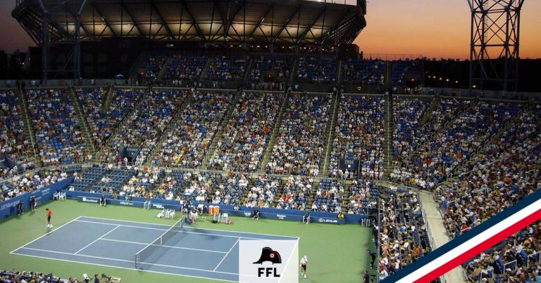 Quiz Tennis - Grands Chelem - FFL